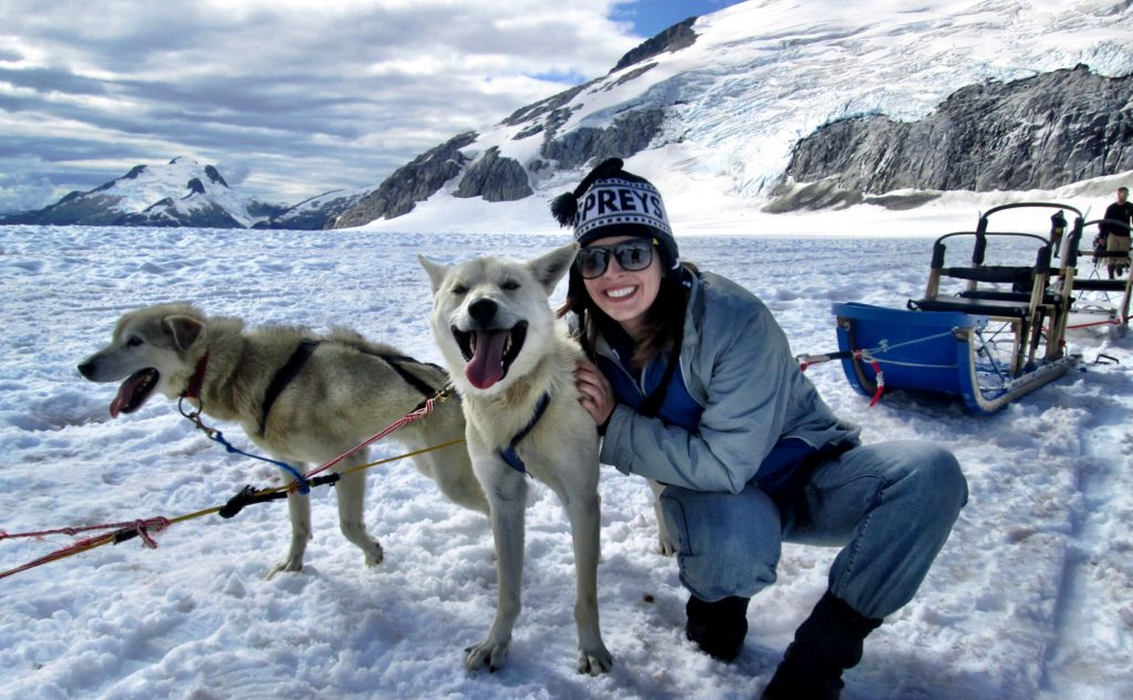 Summer Dog Sledding in Alaska