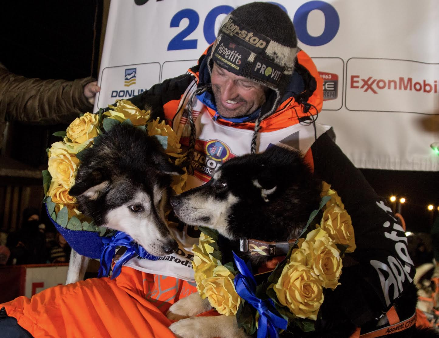 Thomas Wærners Unique Experience When He Won The Iditarod Dog Sled 2020